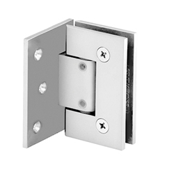 Select From An Array Of Shower Door Finishes Dixie