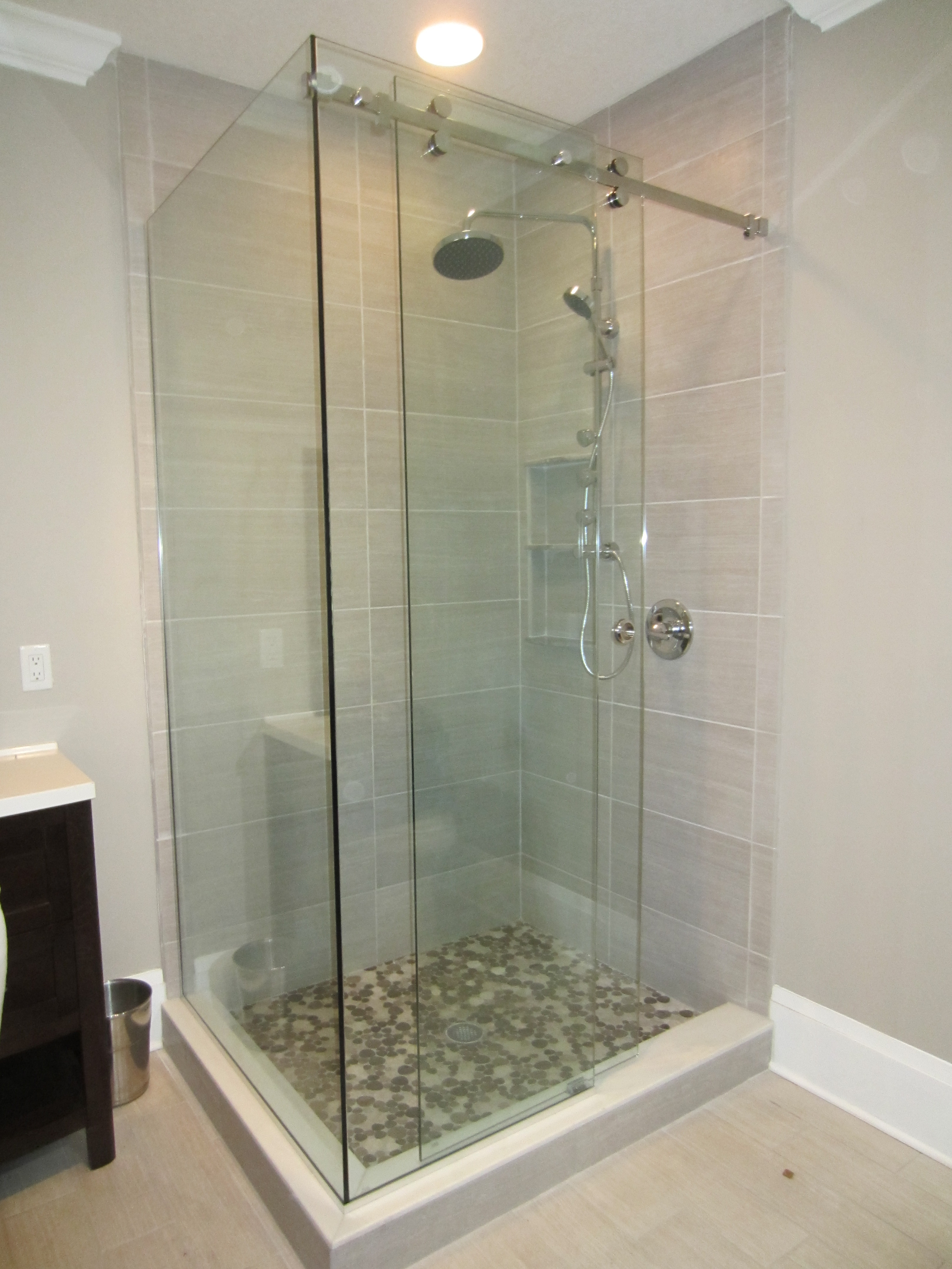 Check Out Our Serenity Sliding Glass Shower Doors Photo Gallery