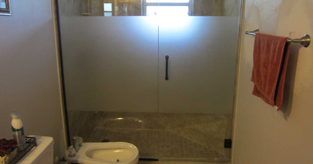 shower door installer near volusia county